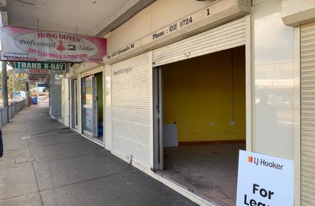 4/225 Cabramatta Road, CABRAMATTA NSW, 2166
