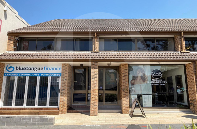 1st Level/12a/417 CHURCH STREET, NORTH PARRAMATTA NSW, 2151