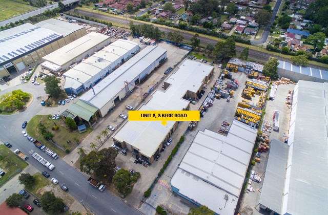 Unit 8/8 Kerr Road, INGLEBURN NSW, 2565