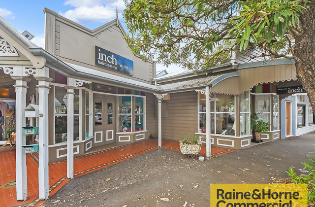 Shop 1&2/19 Latrobe Terrace, PADDINGTON QLD, 4064