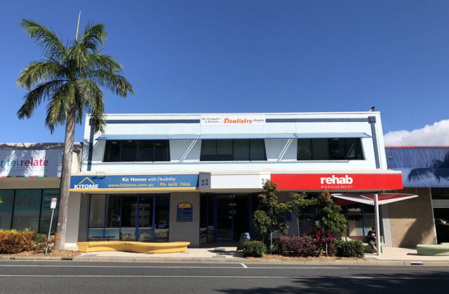 Suite 2&4/22 Park Avenue, COFFS HARBOUR NSW, 2450