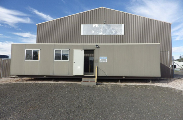 Shed 6 8-16 Beaumont Drive, ROMA QLD, 4455