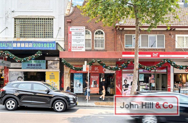 Shop 3/171c Burwood Road, BURWOOD NSW, 2134