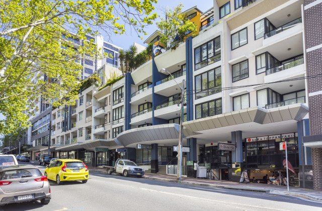 LOT Suites 8 & 9 / 38-46  Albany Street, ST LEONARDS NSW, 2065