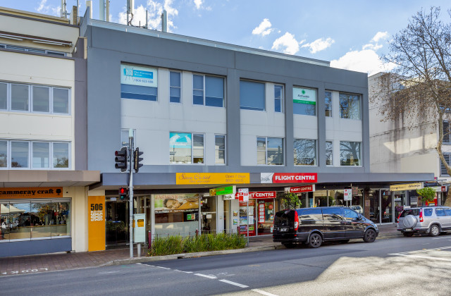 LOT Suites 1.02 & 1.07 / 506 Miller Street, CAMMERAY NSW, 2062