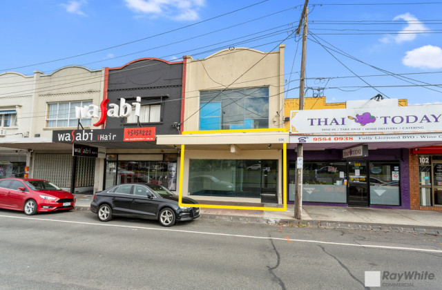 Grd Floor, 106 Nepean Highway, MENTONE VIC, 3194