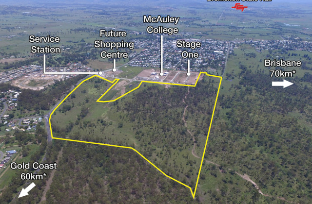 Lot 241 Oakland Way, BEAUDESERT QLD, 4285