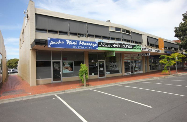 Level 1 Unit 1C/36-42 Main Street, CROYDON VIC, 3136