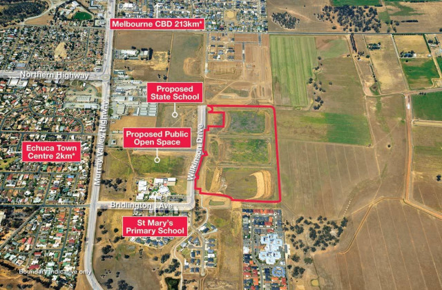 Lot 2 Wilkinson Drive, ECHUCA VIC, 3564