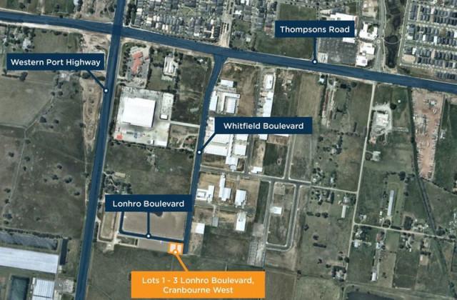 1-3 Lonhro Boulevard, CRANBOURNE WEST VIC, 3977