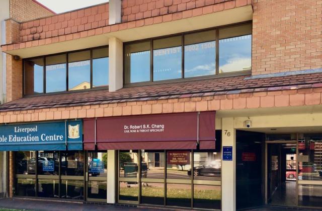 Shop 1/76/78 Bathurst Street, LIVERPOOL NSW, 2170