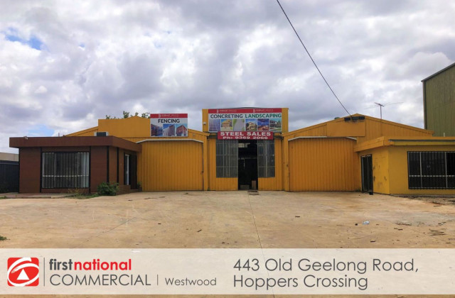 Factories 1 & 2/443-445 Old Geelong Road, HOPPERS CROSSING VIC, 3029