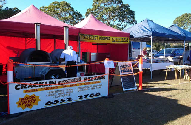 Cracklin' Woodfire Pizzas , TAREE NSW, 2430