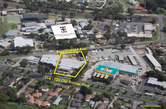 114-120 Old Princes Highway, BEACONSFIELD VIC, 3807