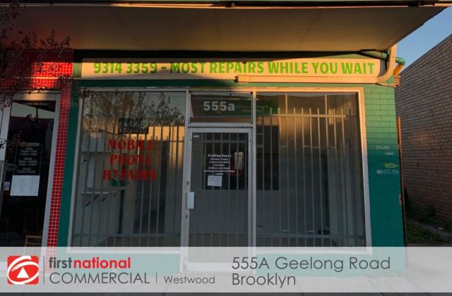 555A Geelong Road, BROOKLYN VIC, 3012