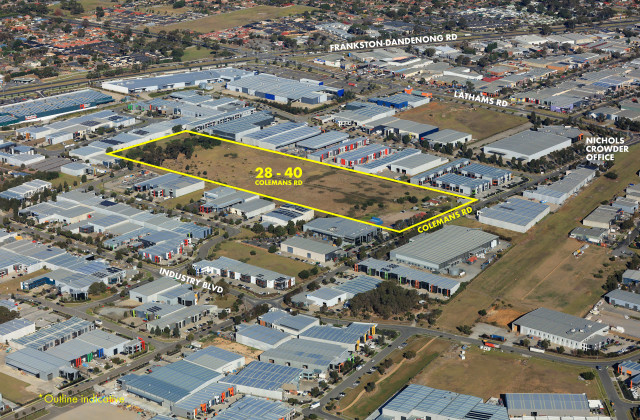 Lot 38/28-40 Colemans Road, CARRUM DOWNS VIC, 3201