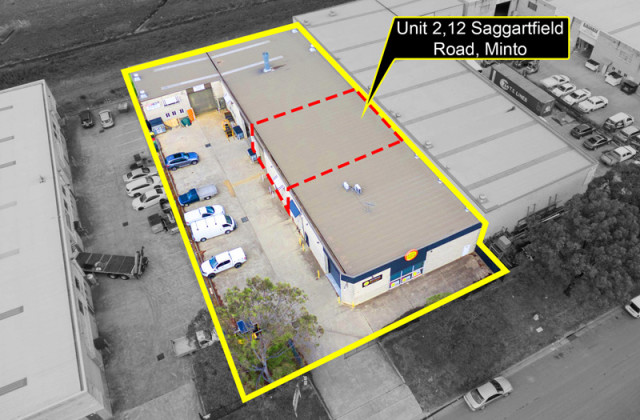 Unit 2/12 Saggart Field Road, MINTO NSW, 2566