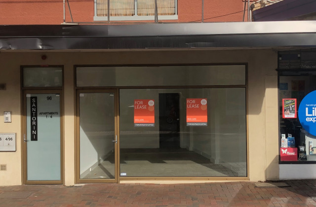 Shop 3/94-96 Station Street, SANDRINGHAM VIC, 3191