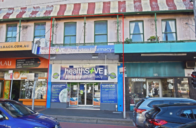 107 Parramatta Road, ANNANDALE NSW, 2038