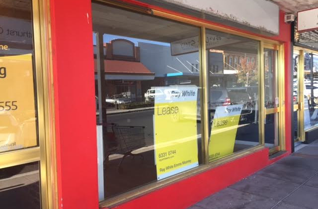 Shop 2 38 William Street, BATHURST NSW, 2795