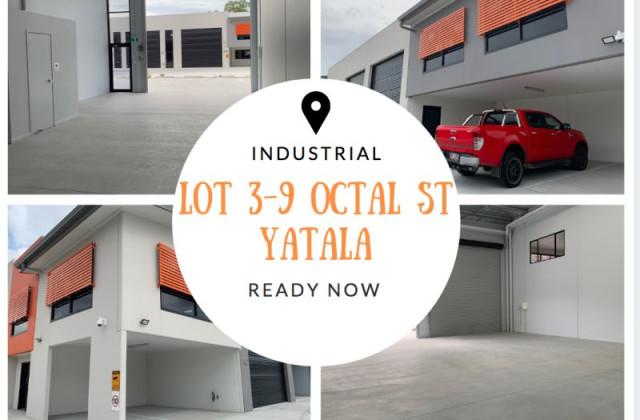 Lot 3 - 9 Octal, YATALA QLD, 4207