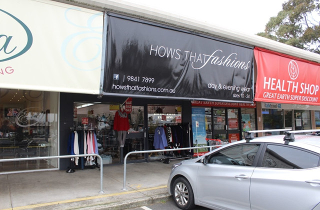 Shop 47 Tunstall Square Shopping Centre, DONCASTER EAST VIC, 3109