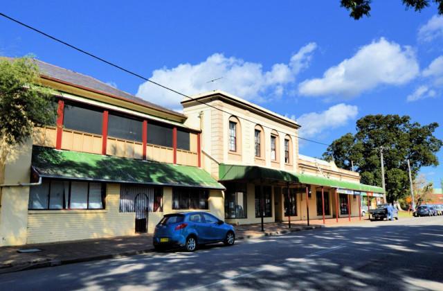 245 - 255 John/2 A & 2 B Bourke Street, SINGLETON NSW, 2330