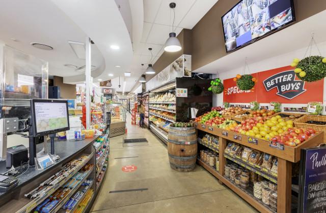 IGA Supermarket  1368-1372  Malvern Road, MALVERN VIC, 3144