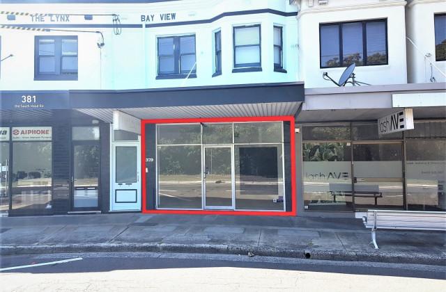 Shop 5/379 Old South Head Road, NORTH BONDI NSW, 2026