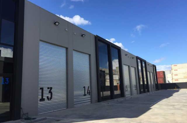 Unit  16/17-21 Export Drive, BROOKLYN VIC, 3012
