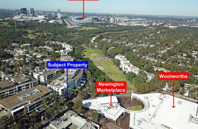 NEWINGTON NSW, 2127