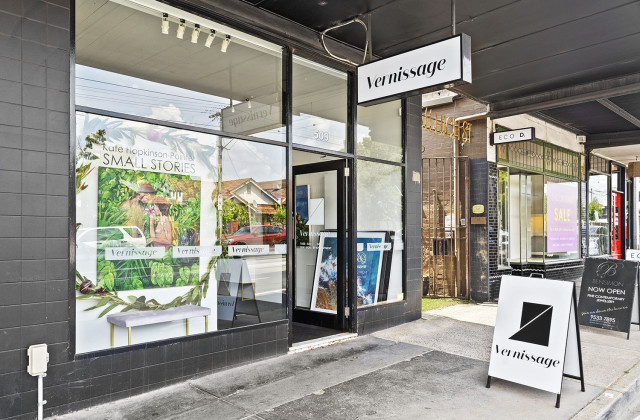 509 High Street, PRAHRAN VIC, 3181
