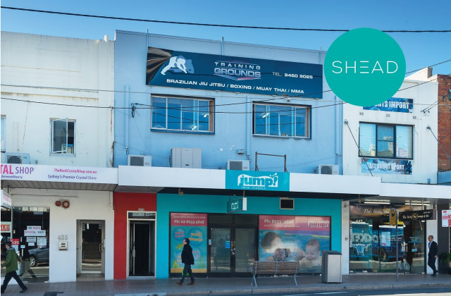Level 1/449a Pacific Highway, CROWS NEST NSW, 2065