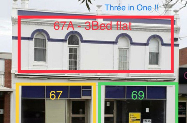 67-69 Main Street, BAIRNSDALE VIC, 3875
