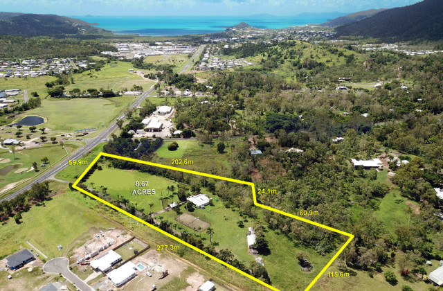 1632 Shute Harbour Road, CANNON VALLEY QLD, 4800