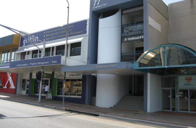 Level 1, 77 Denham Street, TOWNSVILLE CITY QLD, 4810