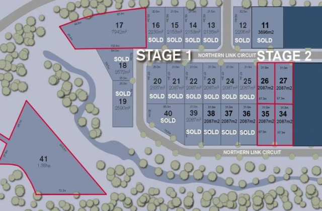 Lot 17 Northern Link Industrial Park, SHAW QLD, 4818