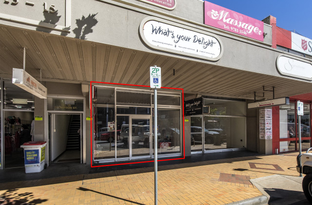 Shop 3/13-15 Thompson Street, FRANKSTON VIC, 3199