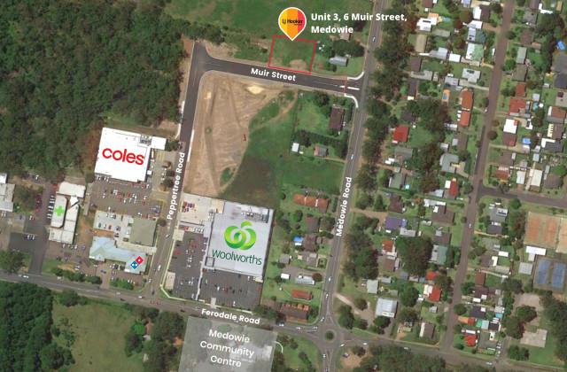 Unit 3/6 Muir Street, MEDOWIE NSW, 2318
