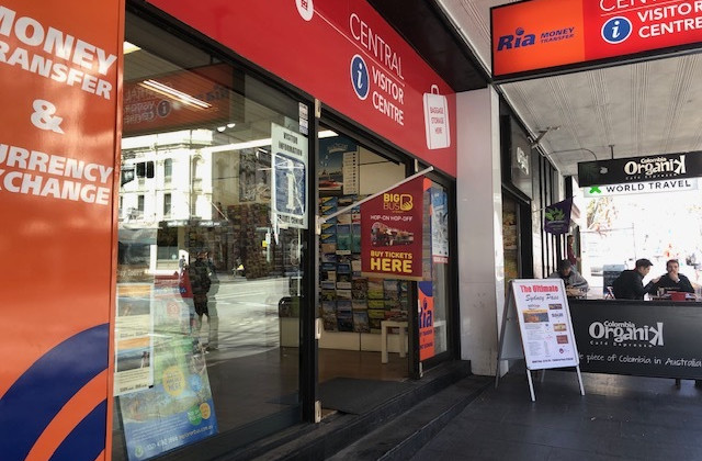 Ground/810 George Street, SYDNEY NSW, 2000