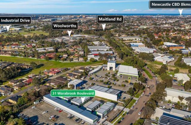 Unit 54/31 Warabrook Boulevard, WARABROOK NSW, 2304