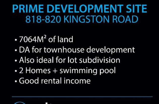 818-820 Kingston Road, LOGANLEA QLD, 4131