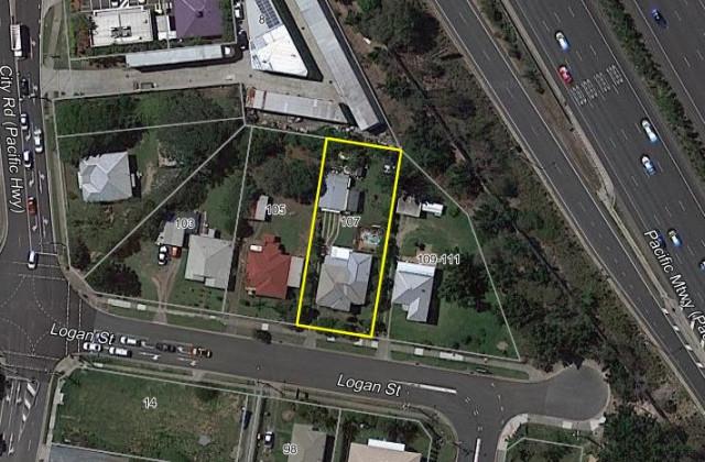107  Logan Street, BEENLEIGH QLD, 4207