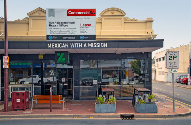 32 & 34 O'Connell Street, NORTH ADELAIDE SA, 5006