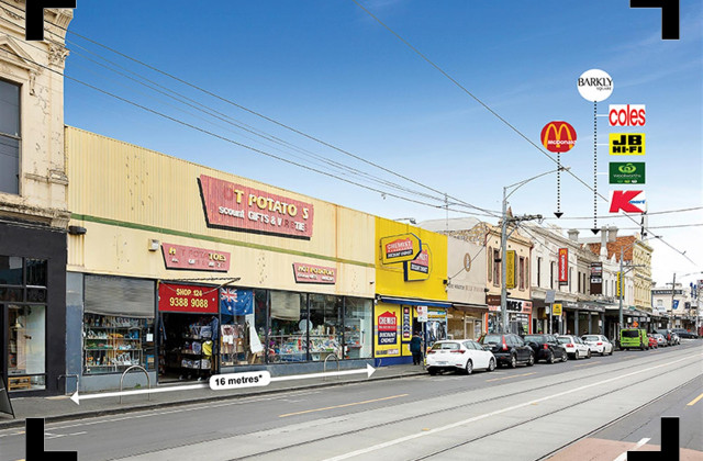 120-124 Sydney Road, BRUNSWICK VIC, 3056