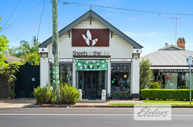 201 Latrobe Terrace, PADDINGTON QLD, 4064