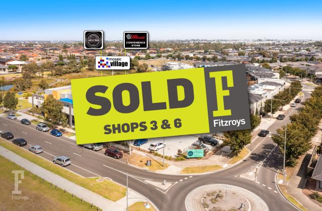 Shops 3 and 6/53 Mosaic Drive, LALOR VIC, 3075