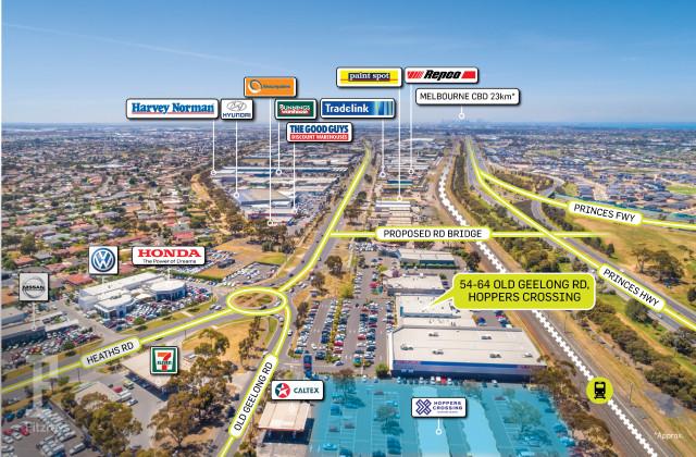 54-64 Old Geelong Road, HOPPERS CROSSING VIC, 3029