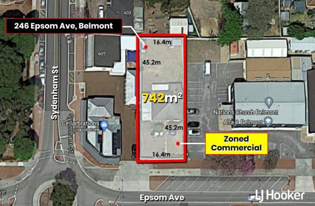 246 Epsom Avenue, BELMONT WA, 6104