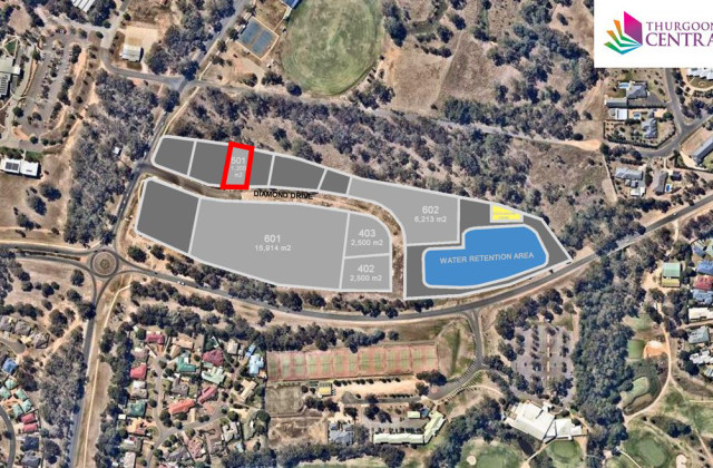 Lot 501 Diamond Drive, THURGOONA NSW, 2640